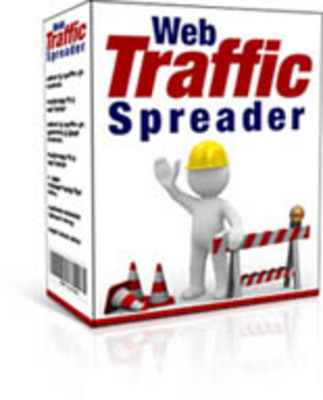 Product picture Web Traffic Spreader