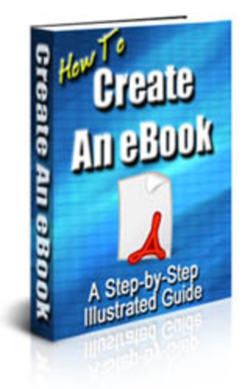 Product picture How To Create An eBook