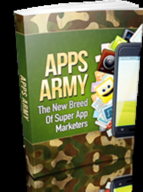 Product picture Apps Army