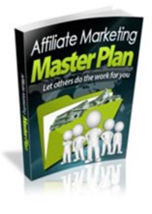 Product picture Affiliate Marketing Masterplan