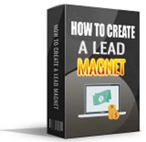 Product picture How To Create A Lead Magnet