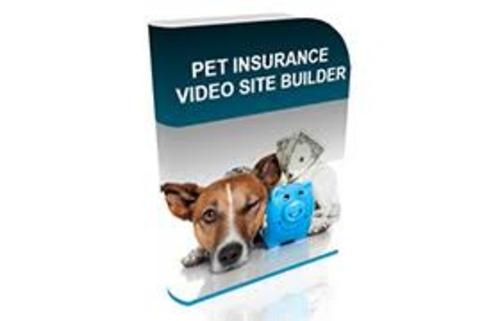 Product picture Pet Insurance Video Site Builder