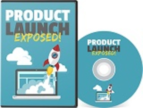 Product picture Product Launch Exposed
